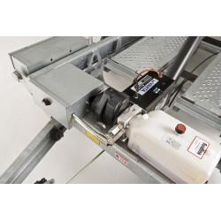 Remorque Benne TT3621 électrique ifor williams